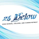 26 Below logo