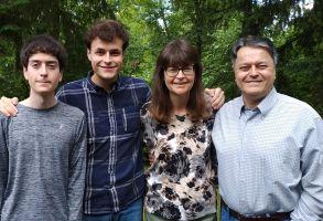 Aleman Family Photo