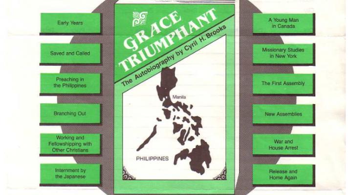 Grace Triumphant flyer