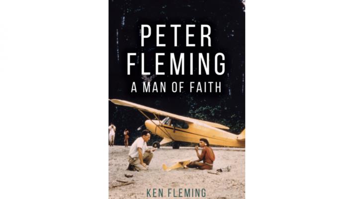 a man of faith fleming